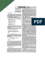 Resol 109-2003-JNE Caso Chunga Chávez