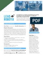 Lead Robotix