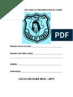 Documento Base Para La Organización de Clubes