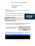 Firmware Update eoc 2610