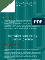 18174706 Metodologia de La Investigacion