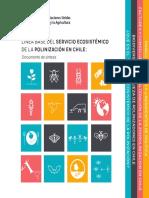 FAO (2016) Linea Base Del Servicio Ecosistemico de La Polinizacion en Chile