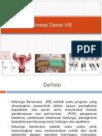 4. Konsep Dasar KB