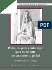 Adriana Ortiz Ortega, Poder Mujeres y Liderazgo