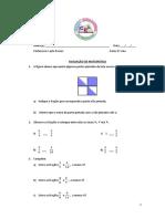 Matematica Prova