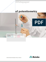 Basic of potentiometry