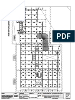 1st Floor Beam Layout-fou. 1 to 8.Pdf37