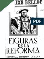Figuras de la Reforma - Hilaire Belloc