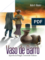 Vaso de Barro - Neila D. Oliveira