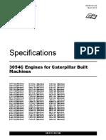 3054C Engines for Caterpillar Built Machines_RENR2414