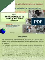 Trabajo de Diseño de Mezcla-laboratorio