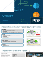 Introduction to Packet Tracer Course Overview - Aug 21