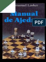 Manual de Ajedrez - Dr. Emanuel Lasker.pdf