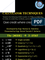00 Calculator Tenchniques for Ge 01