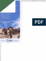 Branchement éléctrique provisoire ERDF