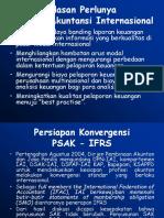 Konvergensi PSAK IFRS