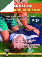 Manual de Primeros Auxilios Futbol