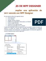 Tutoriales de Wpf Designer 2