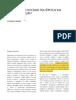 Octavio Ianni - Ciências Sociais e Globalização