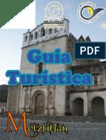 Guía Turística de Metztitlán