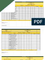 Formato Planillas de Calificaciones 100 % Facultad de Ingenierias (1) Sistemas
