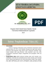 Sistem Tata Udara AC Pada Bangunan Gedung.pdf