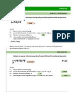 Códigos de Evaluación - 2