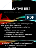 Summative Test