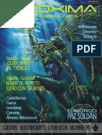 Revista PROXIMA Nro 30 Jun 2016