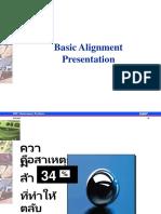 Basic Alignment Training SKF.ppt