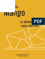 La Democratie Sans Maitres - Matthieu NIANGO
