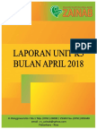 Cover Laporan K3 April 2018