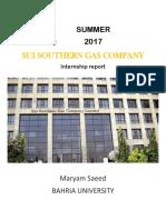 Ssgc Report