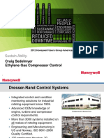 Case Study on Dresser Rand Ethylene Compressor