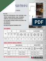 U Type SP-4 _Catalog