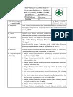 Print Identifikasi Dan Pelaporan Kesalahan Pemberian Obat Dan Knc (Kejadian Nyaris Cedera)