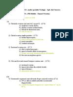 Dr Stoican N.- Tumori Ovariene