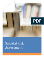 Suicidal risk assessment.docx