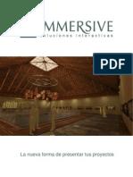 IMMERSIVE Soluciones Interactivas para Proyectos