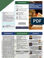 Leaflet Jurnal