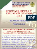 Economia Minera Ud 5