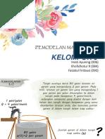 Pemodelan Matematika 2014 C_KELOMPOK 5 PERMASALAHAN 3.1.pptx