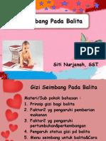 Gizi Seimbang Pada Balita.pptx