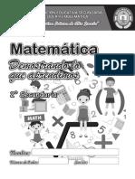 Prueba Ece Matematica Adecuado
