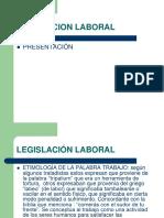 legislacion laboral.