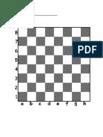 Blank Diagram Sheet Single