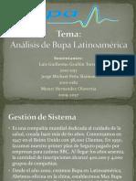 Analis Bupa Latinoamerica