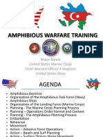 Amphibious Warfare Training AZ