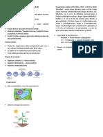 Resumen Biología celular