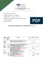 planificare en 5 Booklet